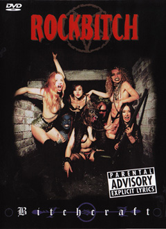 Rockbitch Bitchcraft DVD